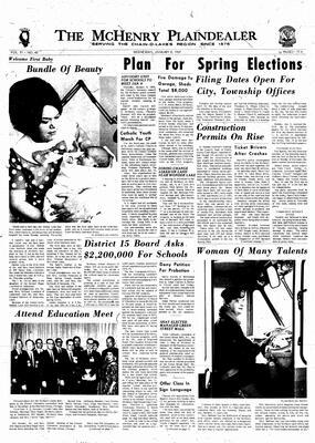 McHenry Plaindealer (McHenry, IL), 8 Jan 1969