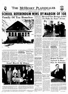 McHenry Plaindealer (McHenry, IL), 15 Jan 1969