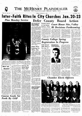 McHenry Plaindealer (McHenry, IL), 17 Jan 1969