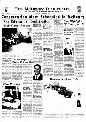 McHenry Plaindealer (McHenry, IL), 22 Jan 1969