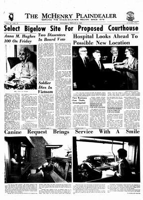 McHenry Plaindealer (McHenry, IL), 5 Feb 1969