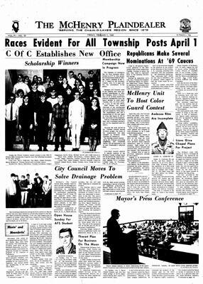 McHenry Plaindealer (McHenry, IL), 7 Feb 1969