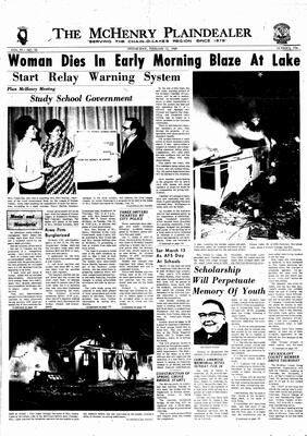 McHenry Plaindealer (McHenry, IL), 12 Feb 1969