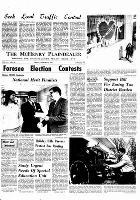 McHenry Plaindealer (McHenry, IL), 14 Feb 1969