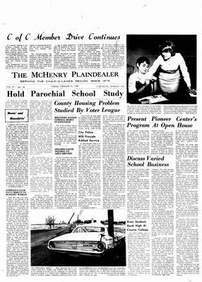 McHenry Plaindealer (McHenry, IL), 21 Feb 1969