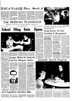 McHenry Plaindealer (McHenry, IL), 28 Feb 1969