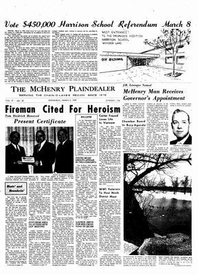 McHenry Plaindealer (McHenry, IL), 5 Mar 1968