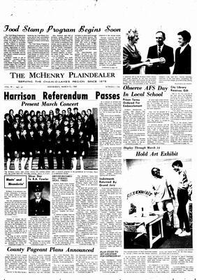 McHenry Plaindealer (McHenry, IL), 12 Mar 1969