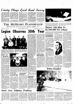 McHenry Plaindealer (McHenry, IL), 14 Mar 1969