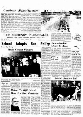 McHenry Plaindealer (McHenry, IL), 21 Mar 1969