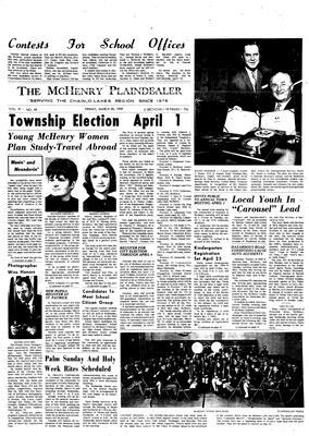 McHenry Plaindealer (McHenry, IL), 28 Mar 1969