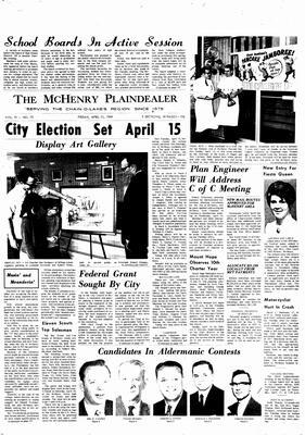 McHenry Plaindealer (McHenry, IL), 11 Apr 1969