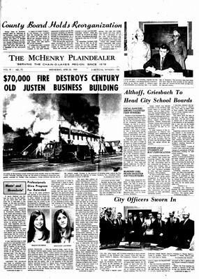 McHenry Plaindealer (McHenry, IL), 25 Apr 1969