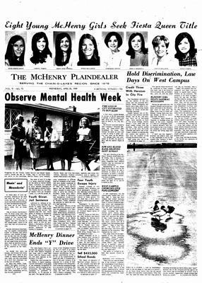 McHenry Plaindealer (McHenry, IL), 30 Apr 1969