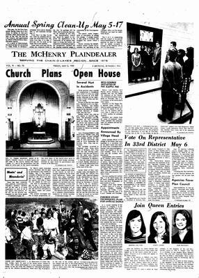 McHenry Plaindealer (McHenry, IL), 2 May 1969