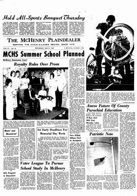 McHenry Plaindealer (McHenry, IL), 21 May 1969