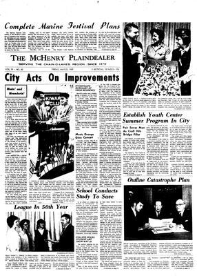 McHenry Plaindealer (McHenry, IL), 23 May 1969