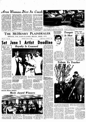 McHenry Plaindealer (McHenry, IL), 27 May 1969