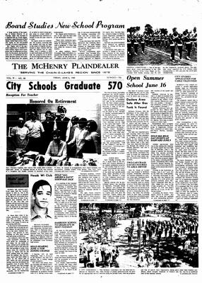 McHenry Plaindealer (McHenry, IL), 6 Jun 1969