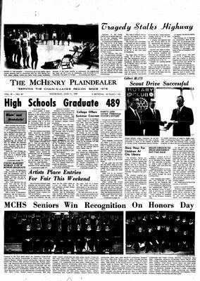 McHenry Plaindealer (McHenry, IL), 11 Jun 1969
