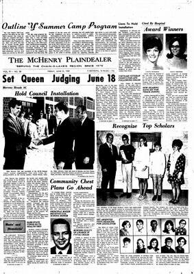 McHenry Plaindealer (McHenry, IL), 13 Jun 1969