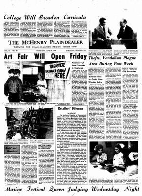 McHenry Plaindealer (McHenry, IL), 18 Jun 1969