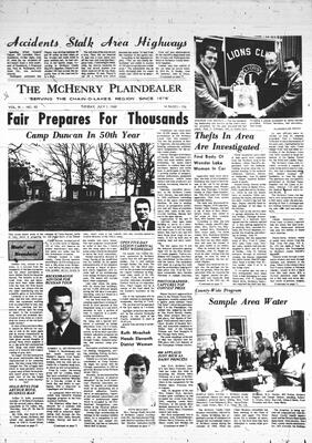McHenry Plaindealer (McHenry, IL), 1 Jul 1969