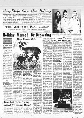McHenry Plaindealer (McHenry, IL), 9 Jul 1969