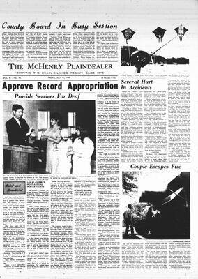 McHenry Plaindealer (McHenry, IL), 11 Jul 1969