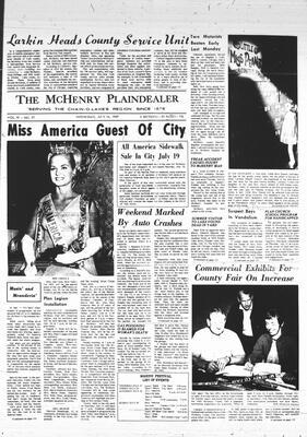 McHenry Plaindealer (McHenry, IL), 16 Jul 1969