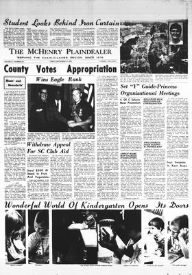 McHenry Plaindealer (McHenry, IL), 12 Sep 1969