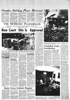 McHenry Plaindealer (McHenry, IL), 3 Oct 1969
