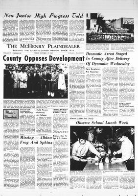McHenry Plaindealer (McHenry, IL), 17 Oct 1969