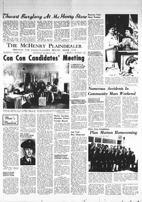 McHenry Plaindealer (McHenry, IL), 22 Oct 1969