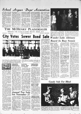 McHenry Plaindealer (McHenry, IL), 24 Oct 1969