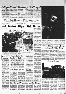 McHenry Plaindealer (McHenry, IL), 31 Oct 1969