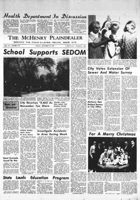 McHenry Plaindealer (McHenry, IL), 19 Dec 1969