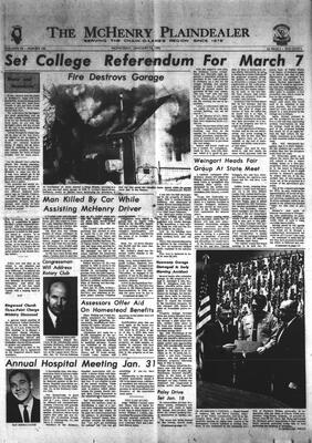 McHenry Plaindealer (McHenry, IL), 14 Jan 1970