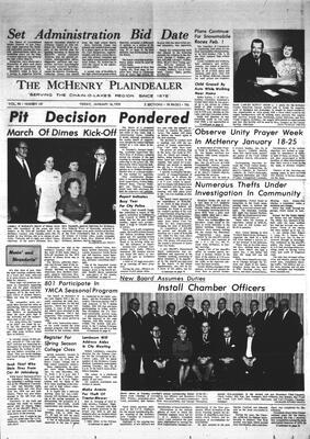McHenry Plaindealer (McHenry, IL), 16 Jan 1970