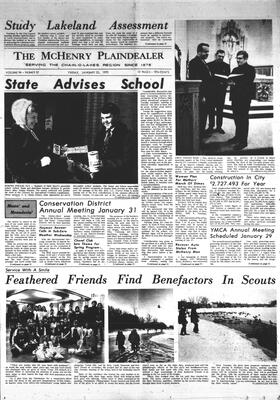 McHenry Plaindealer (McHenry, IL), 23 Jan 1970