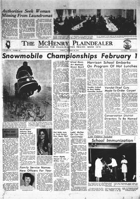 McHenry Plaindealer (McHenry, IL), 30 Jan 1970
