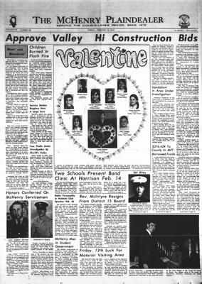McHenry Plaindealer (McHenry, IL), 13 Feb 1970