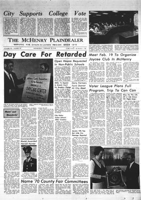 McHenry Plaindealer (McHenry, IL), 18 Feb 1970