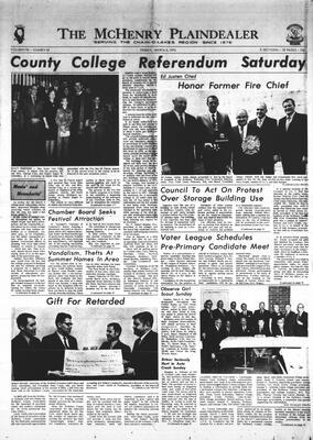McHenry Plaindealer (McHenry, IL), 6 Mar 1970