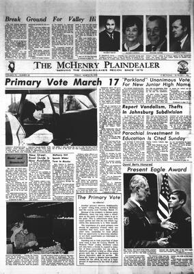 McHenry Plaindealer (McHenry, IL), 13 Mar 1970