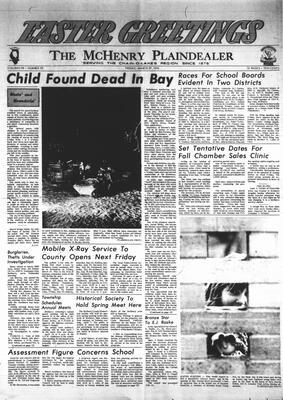 McHenry Plaindealer (McHenry, IL), 27 Mar 1970