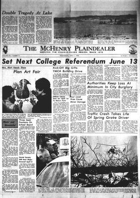 McHenry Plaindealer (McHenry, IL), 1 Apr 1970