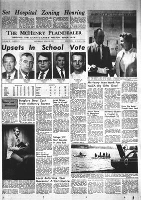 McHenry Plaindealer (McHenry, IL), 15 Apr 1970