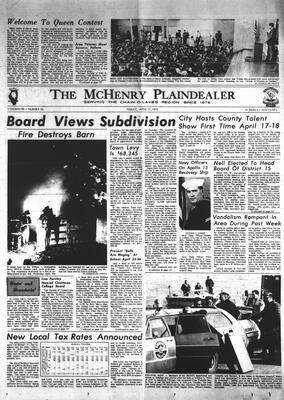 McHenry Plaindealer (McHenry, IL), 17 Apr 1970