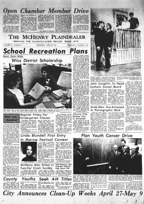 McHenry Plaindealer (McHenry, IL), 22 Apr 1970